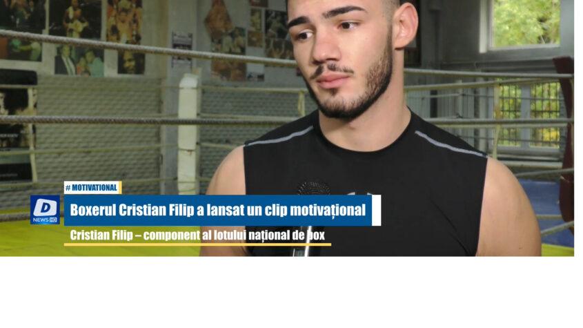 Cristian Filip - actorul şi regizorul din ring!