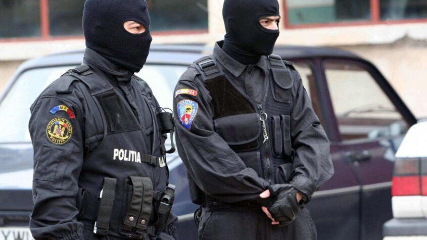 DIICOT: 17 percheziții domiciliare, pe raza județelor Constanța și Ilfov și a municipiului București