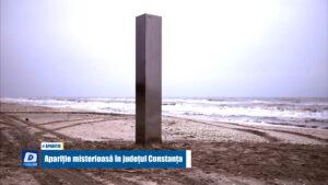 Apariție misterioasă pe plaja Vadu