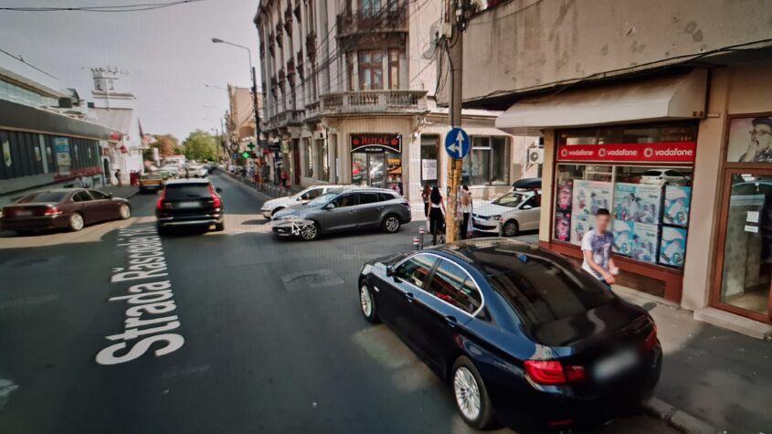 Străzi fără treceri de pietoni în municipiul Constanța