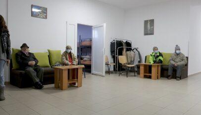 Ajutor pentru persoanele fără adăpost din Constanța
