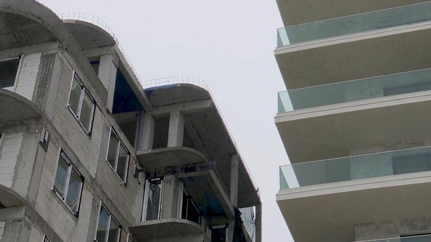 Dezastru urbanistic în Mamaia Nord