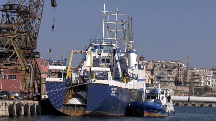 Mare Nigrum, singura navă de cercetare a României