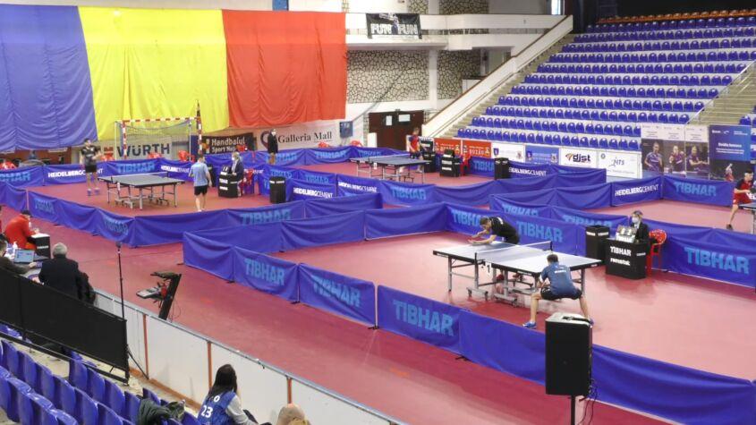 Ei sunt campionii României la tenis de masă