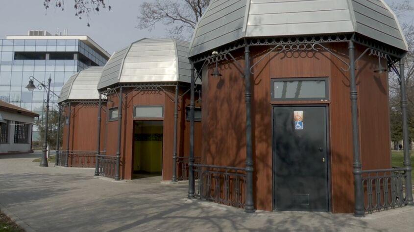 Cronometru la... toaletele publice în Constanța