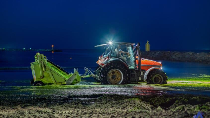 Bogdan Bola: Pentru plaje curate este nevoie de mai mulți oameni și mai multe utilaje la ABADL