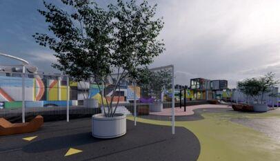 Nou proiect de amenajare urbană