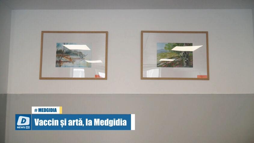 Vaccin și artă, la Medgidia