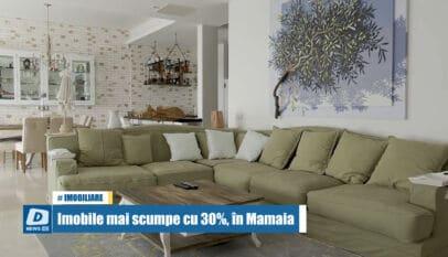 Imobile mai scumpe cu 30%, în Mamaia
