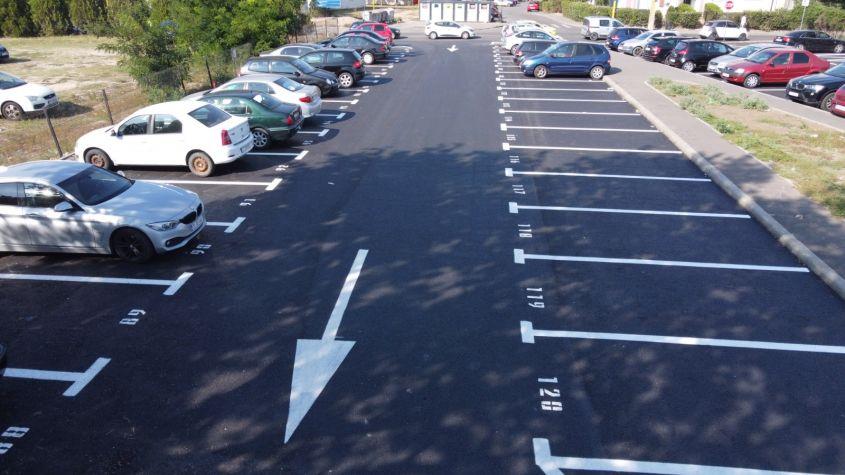 La Constanța, locurile de parcare se obțin online