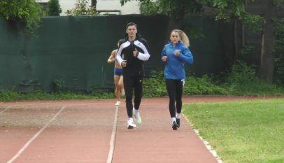 Gabriel Bitan, pe locul 3 în lume, la atletism