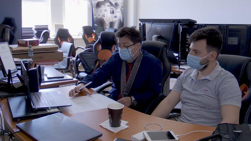 Comunicări științifice la UMC
