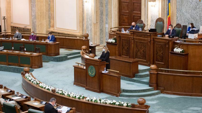 PSD moțiune de cenzură împotriva guvernului