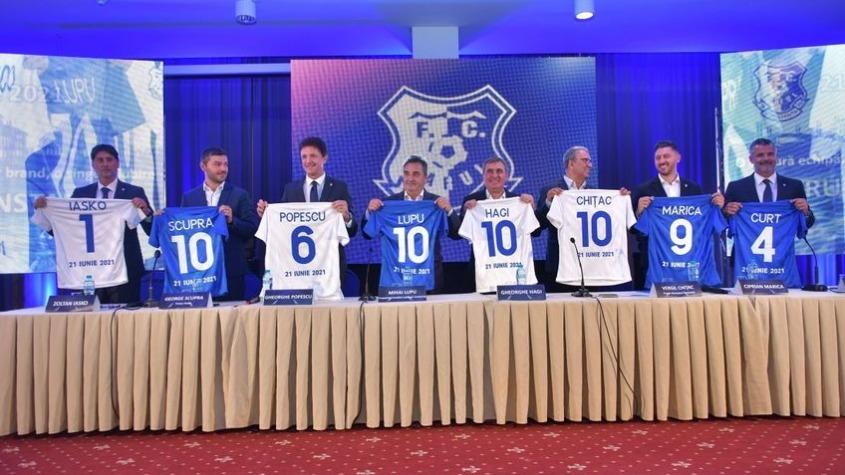 FC Farul a fuzionat cu FC Viitorul