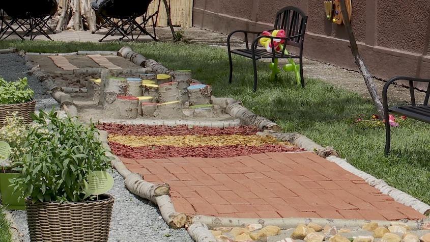 Grădină senzorială