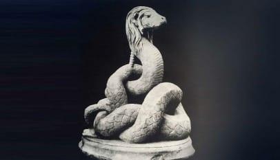 Statuia Șarpele Glykon