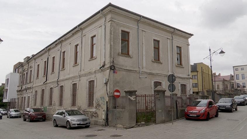 Școala Greacă