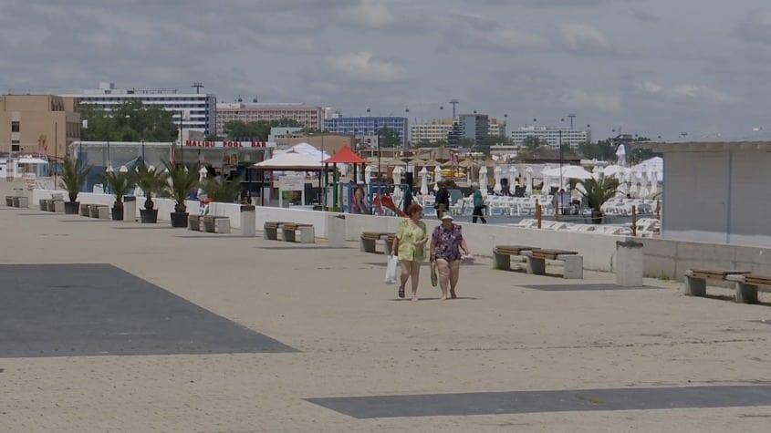 Mii de turiști, așteptați pe litoral, de Rusalii