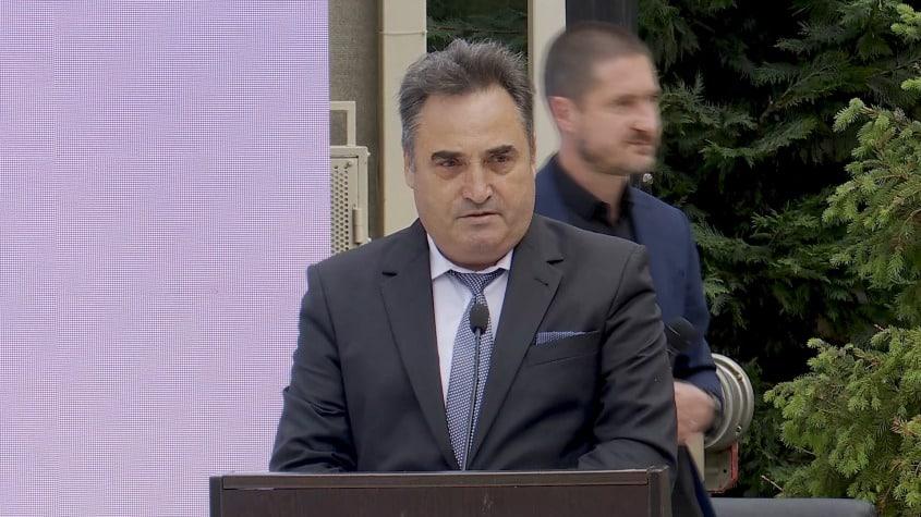 Mihai Lupu: Vom construi stadion și săli de sport