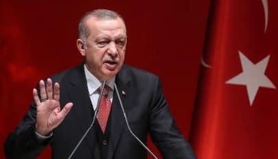 Turcia Tayyip Erdogan