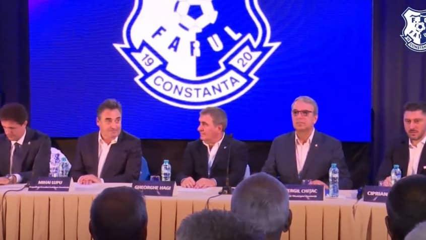 Stadionul Farul din Constanţa va fi reconstruit