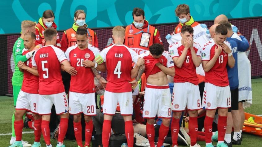 Momente de GROAZĂ la EURO 2020