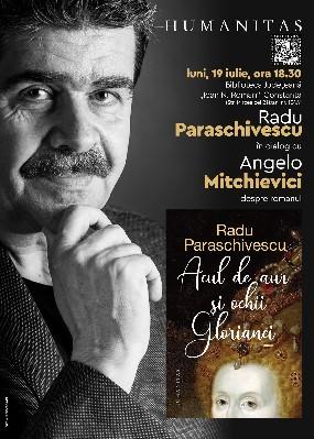 Acul de aur și ochii Glorianei, autor Radu Paraschivescu