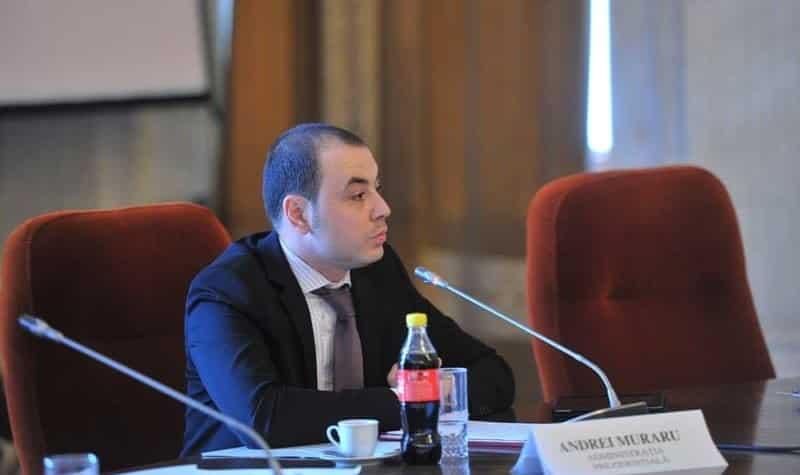 Andrei Muraru este noul Ambasador al României în SUA