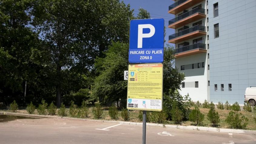 Plata parcării