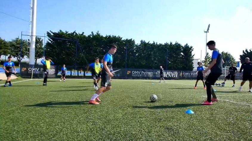 Juniorii FC Farul convocați la Naționala U15