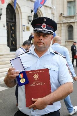 Pompier Danila Mihai
