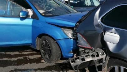 Carambol cu cinci autovehicule pe Autostrada A2 | Două persoane au fost rănite!