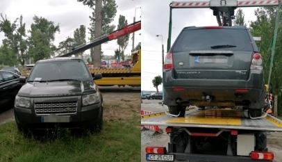 Primăria Constanța: Spațiile verzi nu sunt parcări!