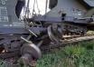 Trafic feroviar blocat între Bucureşti și Constanţa. Un tren de marfă a deraiat