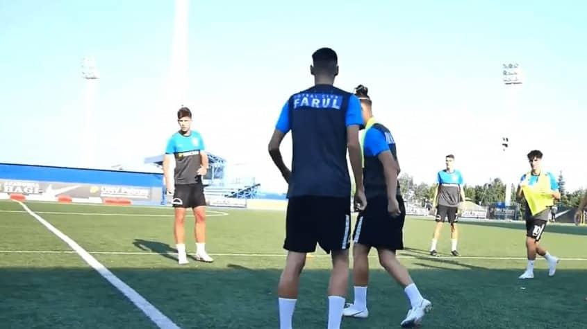Juniorii Farului, înapoi la antrenamente
