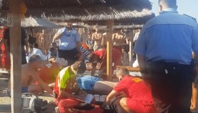 Tragedie pe o plajă din Năvodari