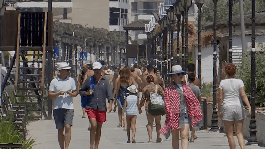 Mamaia evitată de turiști