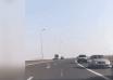 Mașini filmate pe contrasens, pe A2