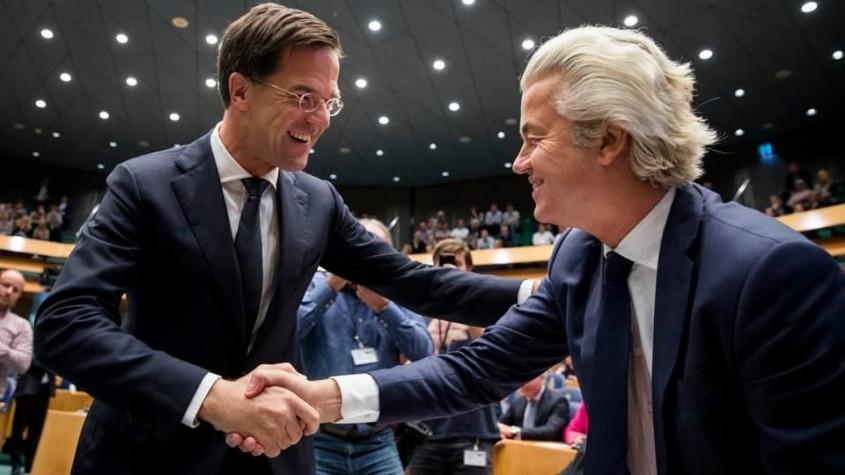 Mark Rutte Olanda
