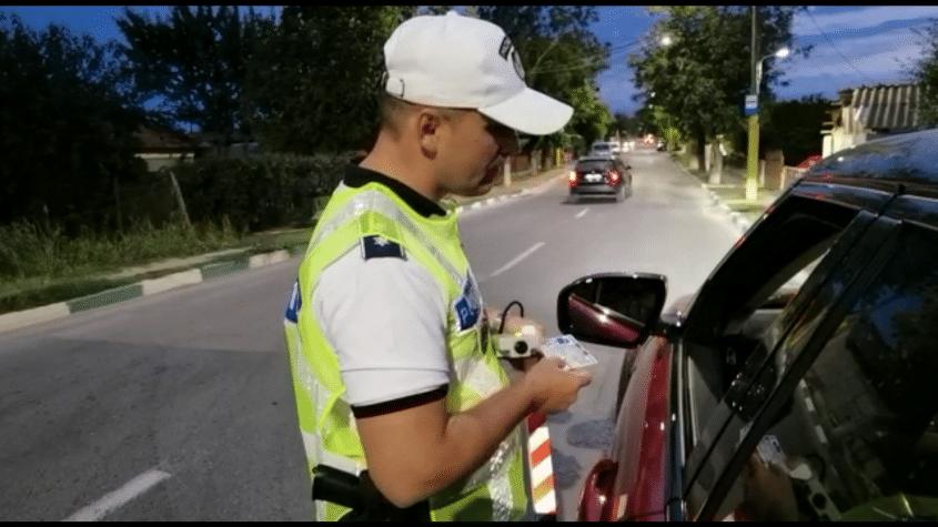 Actiune politisti