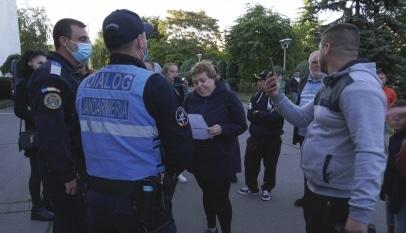 AMENZI PROTESTE