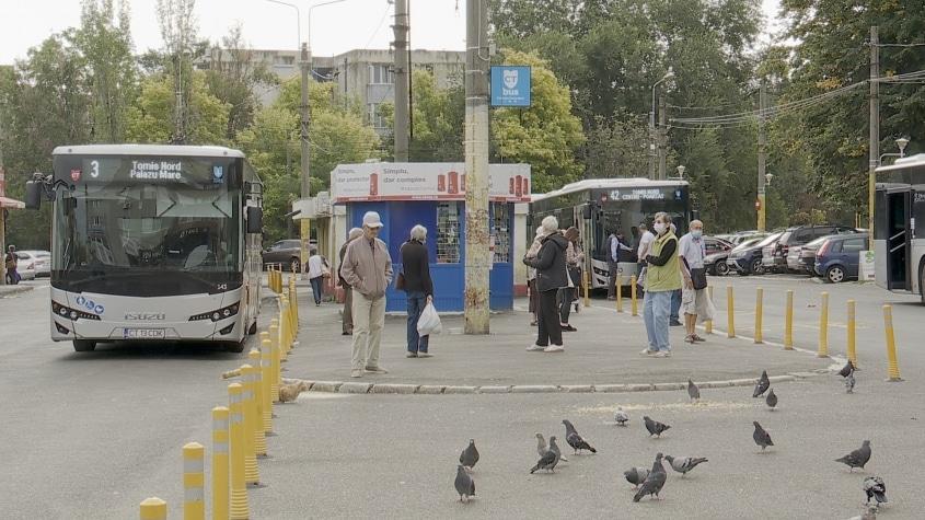 Refugii în stațiile de autobuz
