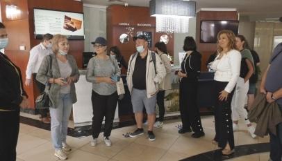 În așteptarea turiștilor kazahi