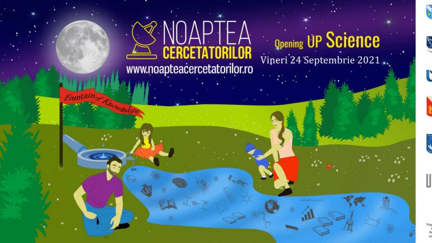 Noaptea Cercetătorilor Europeni la Constanța